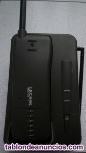 Teléfono inalámbrico telecom