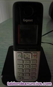 •teléfono inalámbrico gigaset
