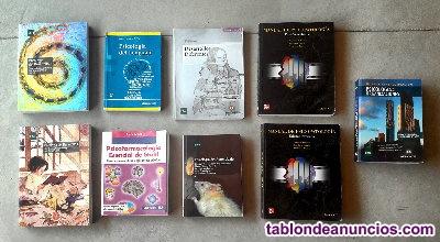 Vendo libros grado psicología uned