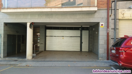 Venta de plaza de garaje en C. Ponent 50 de Cardedeu