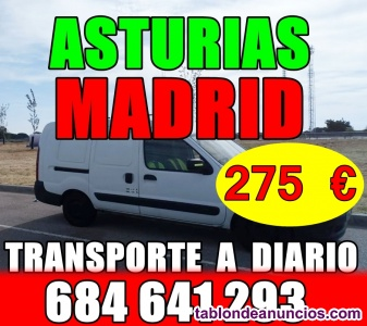 Mudanzas a asturias