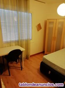 Alquilo habitación solo a chicas estudiantes o azafatas vuelo.