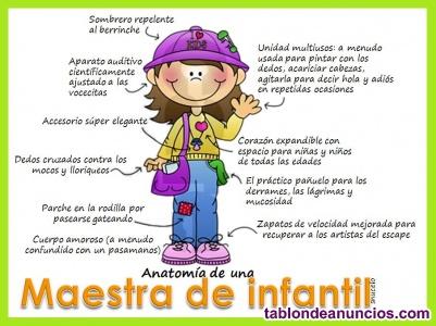 OPOSICIONES EDUCACION INFANTIL