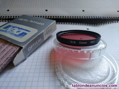 4 filtros 52mm