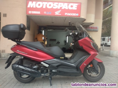 Kymco super dink 125 abs, solo 4.700 kms