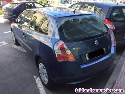 Fiat stylo sport cupé año 2004  6velovidades
