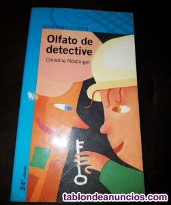 Olfato de detective