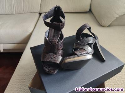 Zapatos GLORIA ORTIZ mujer talla 39-40 nuevos.