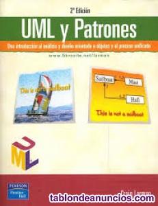 Vendo libro diseño de software - uml y patrones