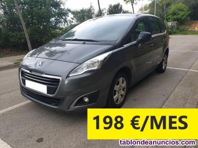 Peugeot 5008 1.6 hdi 115 cv 5 plazas