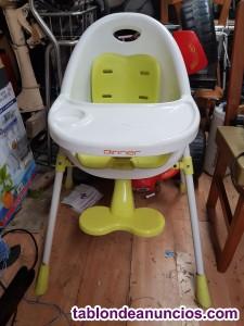 Vendo  silla bebe