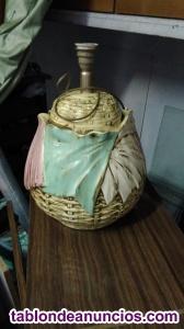 Lampara de mesa en cerámica