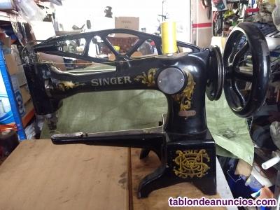 Maquina de coser zapatero Singer K29