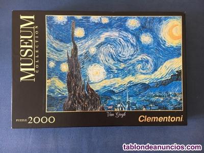 Puzzle Noche Estrellada de Van Gogh