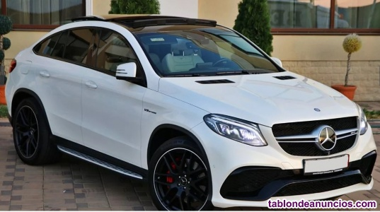 2016 Mercedes Benz GLE 63s AMG