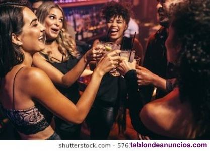Busco socio marca bebidas alcohólicas