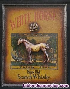 Cuadro decorativo, White Horse