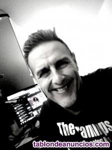 Dj, deejay, disc jockey. Tenerife
