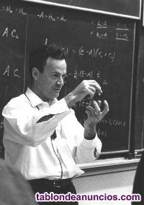 Clases de matemáticas, física y química (primaria, e.s.o. Y bachillerato)