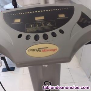 Máquina vibradora adelgazante