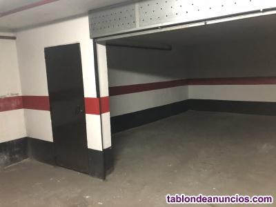 Plaza de Garaje cerrada