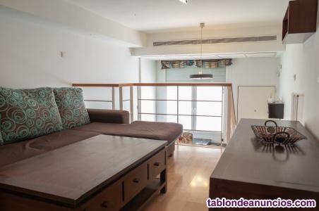 Bonito apartamento duplex - ideal pareja - el ejido /capuchinos