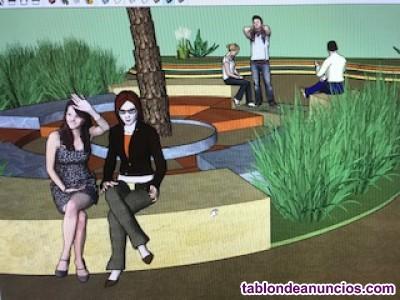 Paisajismo-diseño de espacios al aire libre