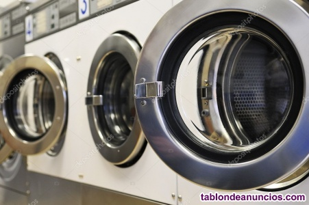 Traspasamos lavanderia en el centro de tenerife con 1 año de ignaguracion