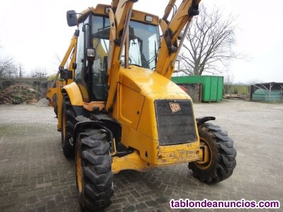 RETROEXCAVADORA MIXTA JCB 3CX 2004