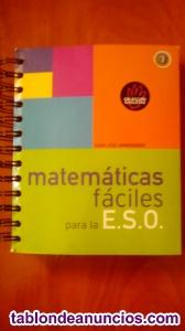 Matemáticas e. S. O