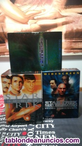 Peliculas de star trek en dvd widescreen