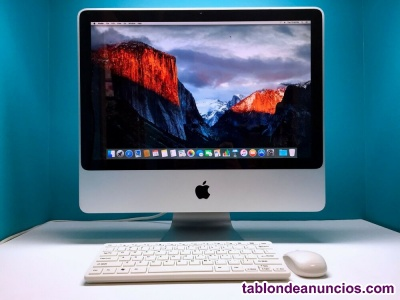 Venta de iMac de 21,5 pulgadas ( 1 año de antigüedad ))