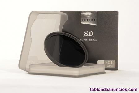 Filtro Benro ND16 WMC  67mm