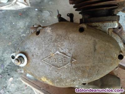 Motor marca Lube 125cc.