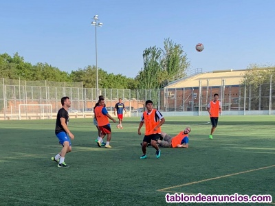 Futbol 7 con Stars Sport Madrid (Vicalvaro)