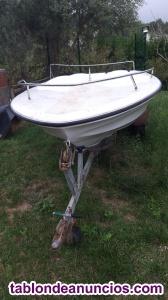 Barca lancha a reformar