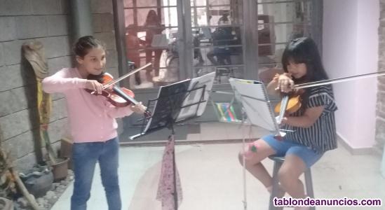 Clases de violín en lugo