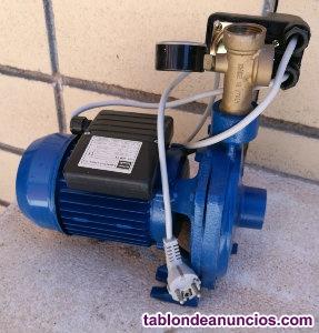 Grupo presión agua HasaBox 0,75 CV+24 L
