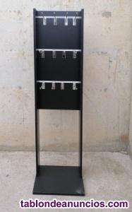 Expositor tienda 44x34x153cm