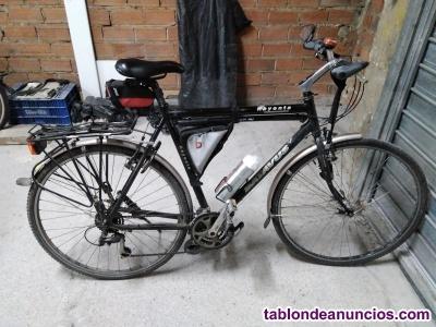 Bicicleta holandesa batavus hibrida