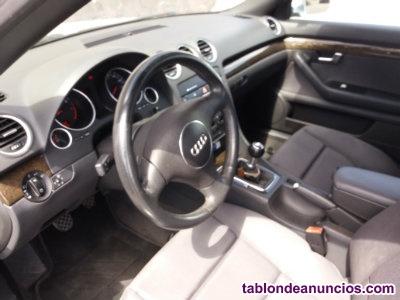 Audi a4 2.4 cabrio