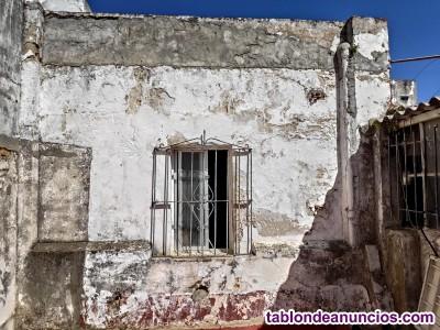 Vendo casa antigua centro san fernando