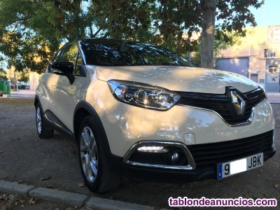 Renault Captur Tce 90cv  de Noviembre 2014