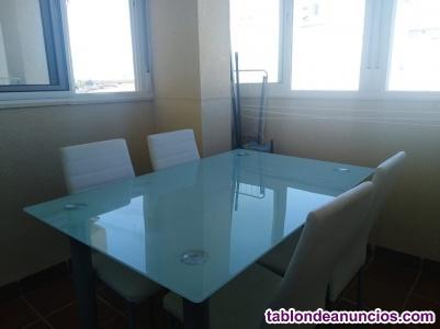 Tenerife , Adeje , Playa Paraiso, apartamento de 2 dormitorios para alquiler.