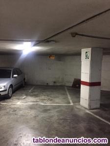 Venta plaza garaje plaza donoso cortés