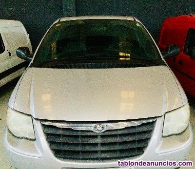 Chrysler grand voyager lx crd