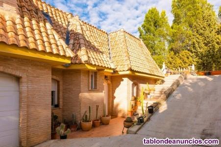 Impresionante chalet con las mejores vistas de la zona en chinchón, madrid