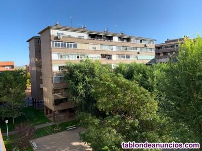 Vivienda en veredillas con una terraza muy amplia