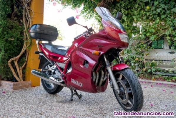 Yamaha 900 diversion