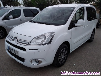 CITROEN BERLINGO 1.6 HDI 90 CV doble puerta lateral